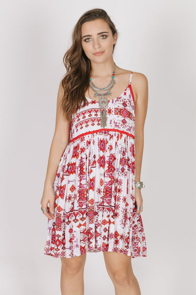 Native Dreams Short Dress