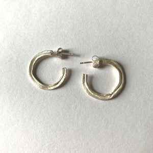 Little Oyster Lid Earrings