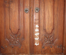 hanging shell decor door ornament beach bali handmade