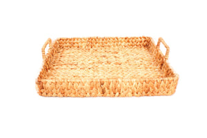 serving tray natural handmade bali