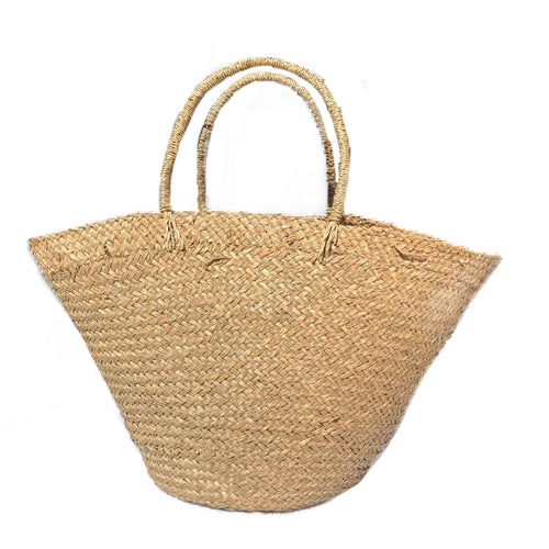 handmade Bali beach bag useful tote