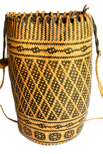 backpack pattern unique handmade bali natural ethical sustainable