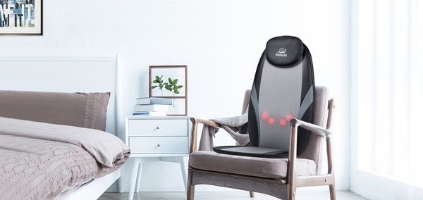Shiatsu Chair Massager SL-256 Model | Snailax