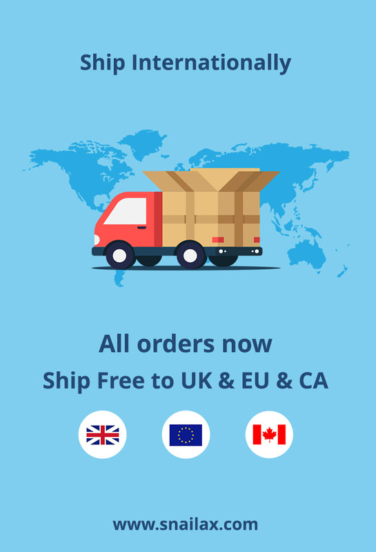 Free shipping to Canada or UK or EU now
