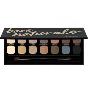 BAREMINERALS EYE SHADOW PALLET 14.0 BARE NATURALS - CHICA BERGEN AS