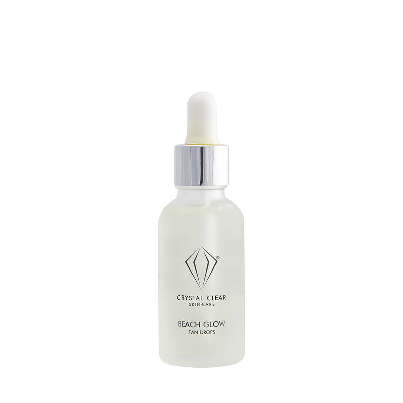 Crystal Clear Skincare Beach Glow Tan Drops