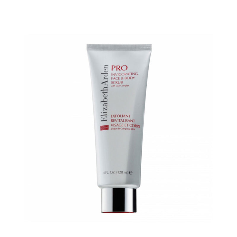 Elizabeth Arden PRO Invigorating Face & Body Scrub 120ml