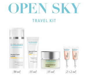 Schrammek Open Sky Travel Kit