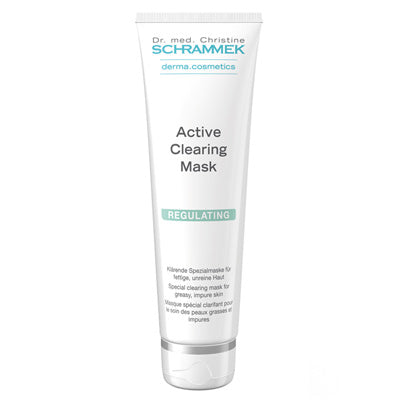 Schrammek Active Clearing Mask 75ml - CHICA BERGEN AS