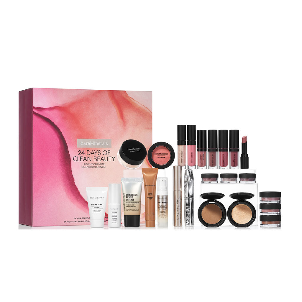 bareMinerals Adventskalender 2019 - 24 Days Of Clean Beauty