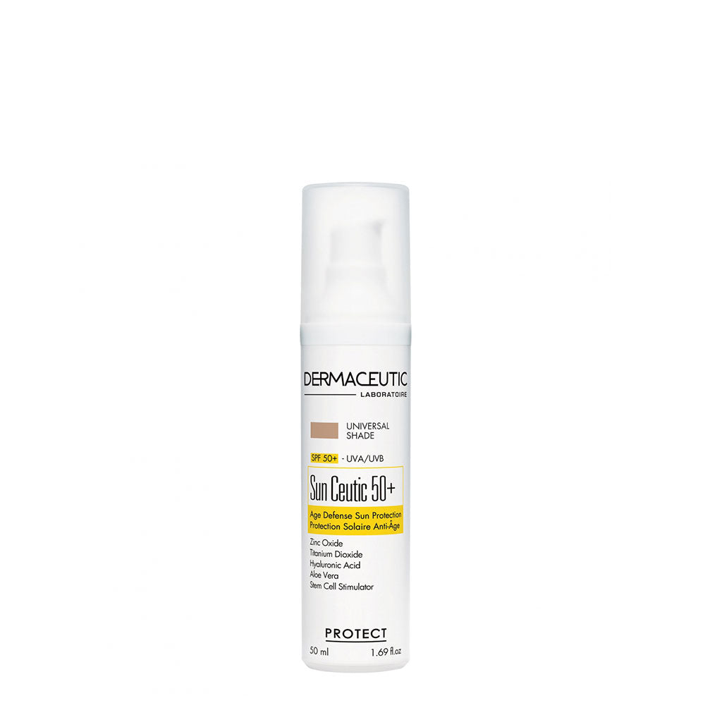 Dermaceutic Sun Ceutic 50+ Tinted 50ml
