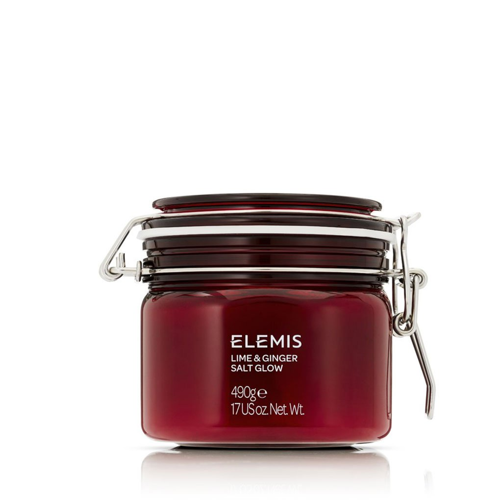 Elemis Lime and Ginger Salt Glow 410g