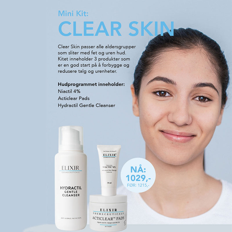 Elixir Mini Kit: Clear Skin