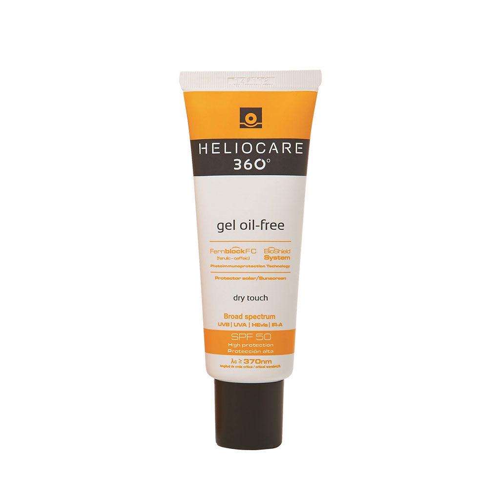 Heliocare 360° Oil-free Gel SPF 50+ 50ml