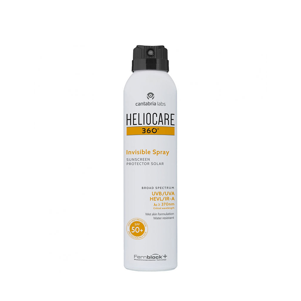 Heliocare 360º Invisible Spray SPF50+ 200ml