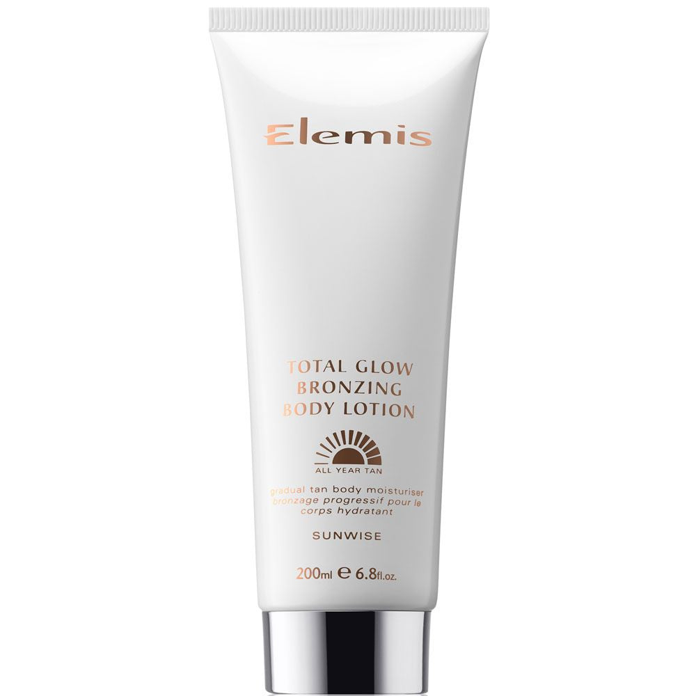 Elemis Total Glow Bronzing Body Lotion 200ml