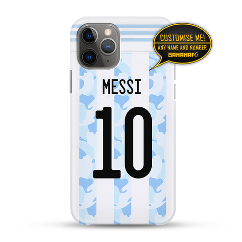 Argentina Home 10 Messi