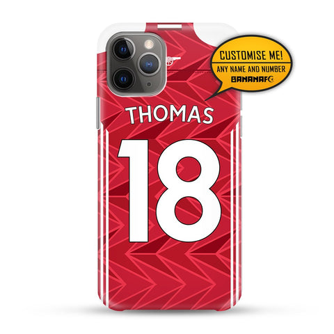 Arsenal Home 18 Thomas - PL Lettering