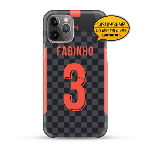 Liverpool Third 3 Fabinho - Cup lettering