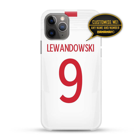 Poland Away 9 Lewandowski