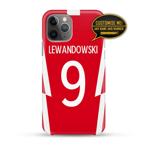 Poland Home 9 Lewandowski