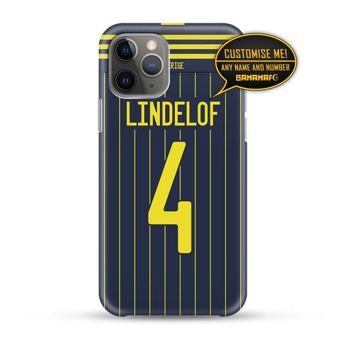 Sweden Away 4 Lindelof