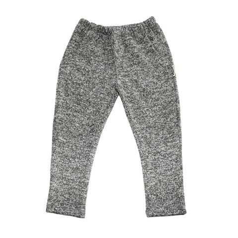 Tracksuit pants / Boys - Grey Melange - M0360