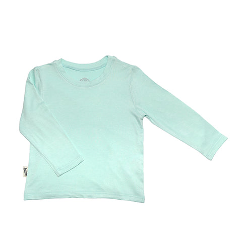 T-Shirt / Girls - Aqua - M0357