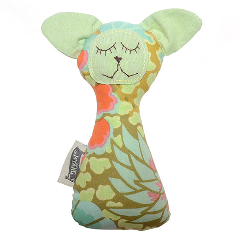 Rattle / Cat Green Paradise - M0353
