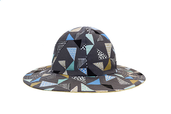 Hat / Boys - Charcoal Sails - M0438