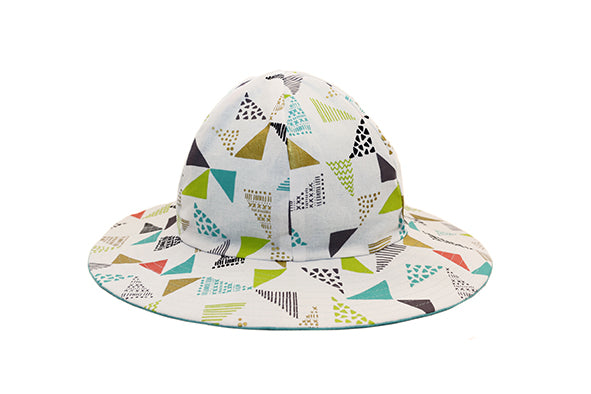 Hat / Boys - White Sails - M0439