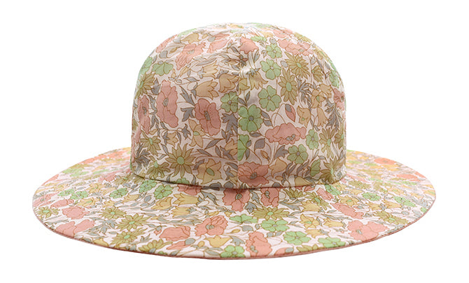 Hat / Girls - Citrus Floral - M0407
