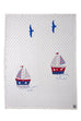 Blanket / Boys - Boats - M0057