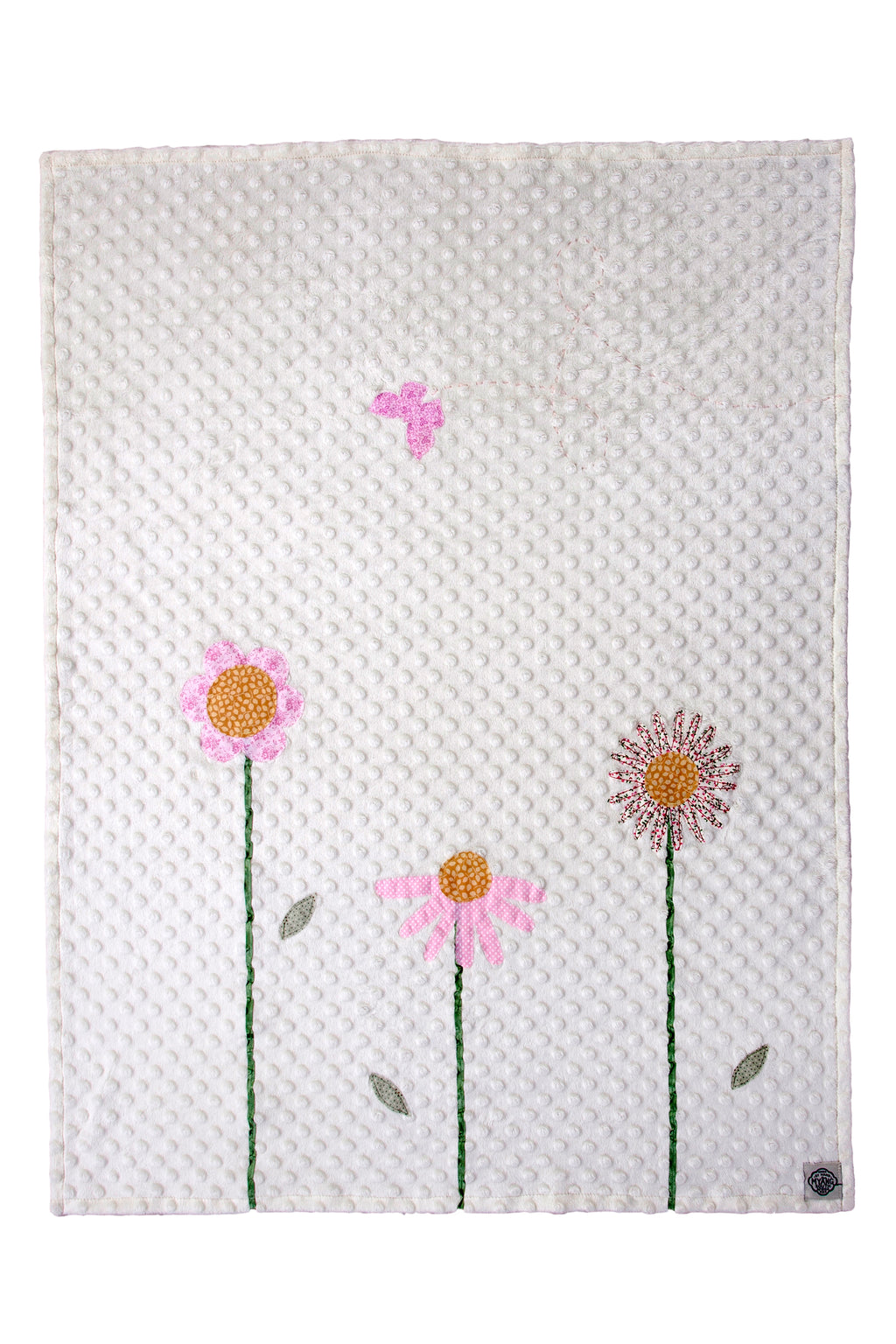 Blanket / Girls - Flowers - M0058