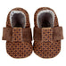 T-Bar / Boys - Chocolate and Caramel Criss-Cross - M0164