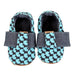 T-Bar / Boys - Teal and Navy Scottie - M0174