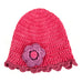Winter Beanies / Girls - Coral - M0256