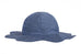 Hat / Girls - Denim Petal - M0341