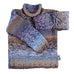 Winter Jersey / Boys - Blue Knitted Jersey - M0368