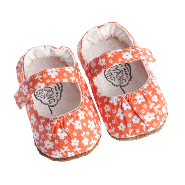 Mary Jane / Girls - Apricot Daisy - M0006