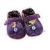 Mary Jane / Girls - Purple Velvet - M0022