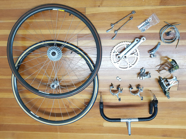 Campagnolo 50th SR Groupset