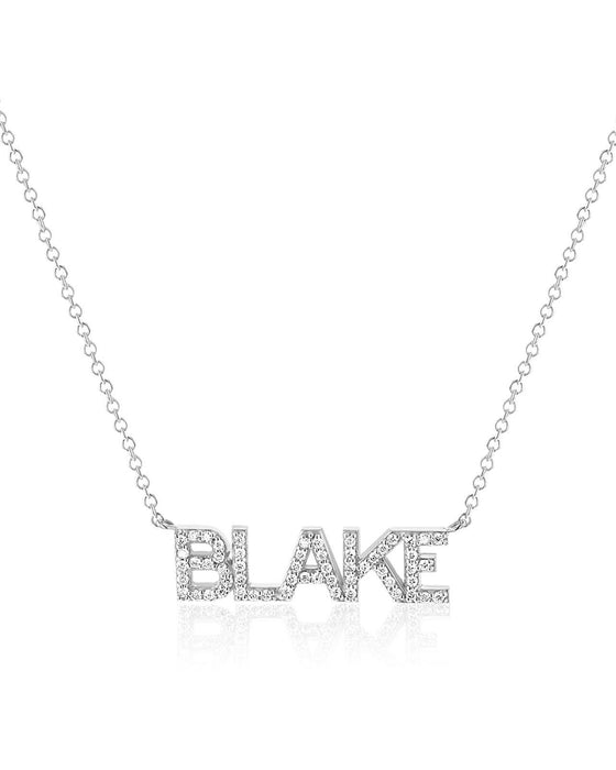 Distinct Personalised Necklace