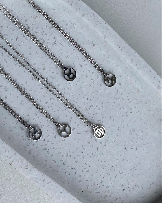 Dainty Star Sign Necklace