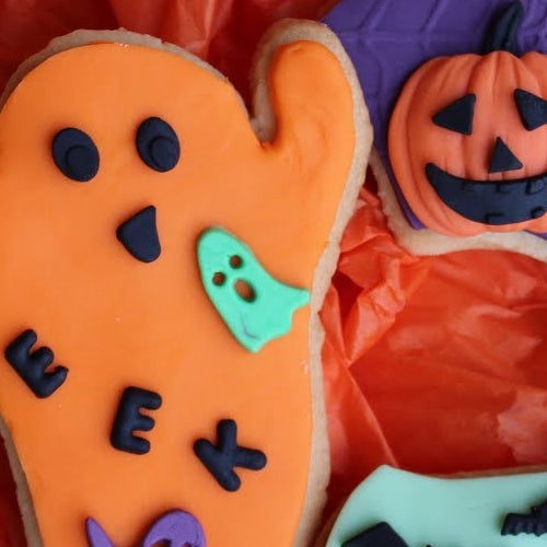 Halloween Cookies by Sarah Thomas