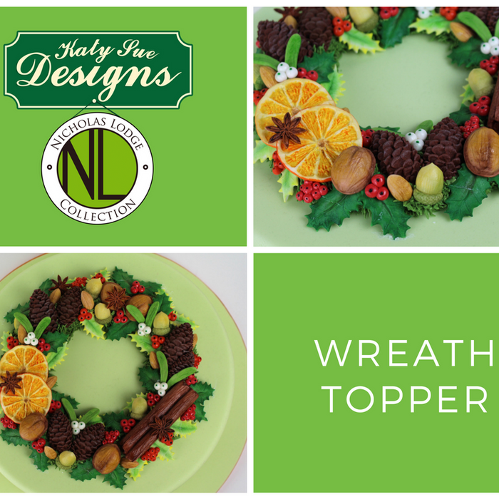 How to Create a Showstopping Seasonal Wreath Topper with Chef Nicholas Lodge