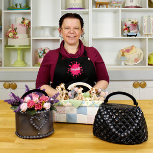How to make a Handbag Cake with Dawn Butler