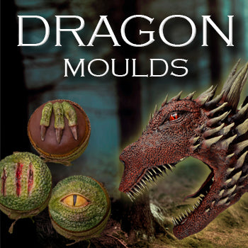 Fantasy Range: Launching our NEW Dragon Moulds