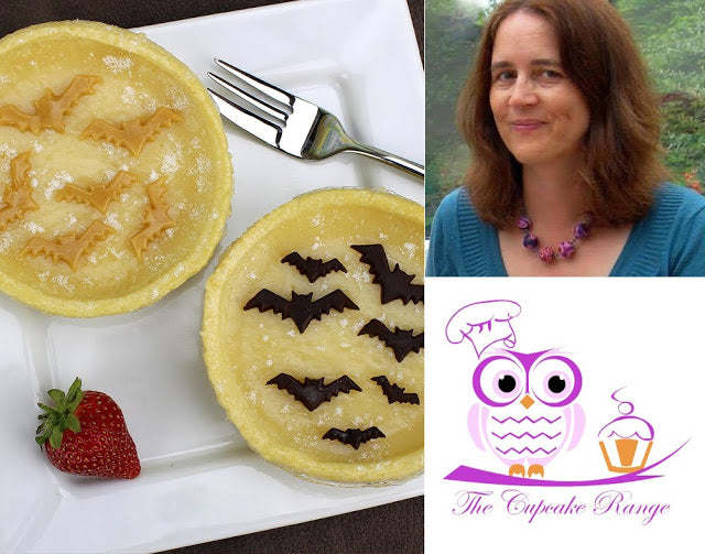 Batty Lemon Tarts by Sarah Harris