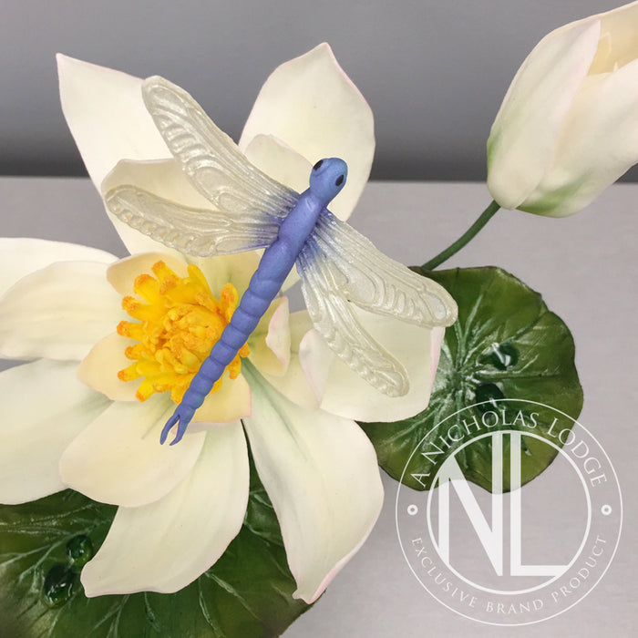 How to: Create a Beautiful Dragonfly with our Creative Cake System Mould